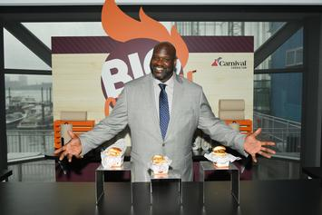 Shaq Reveals His Los Angeles Lakers Mt. Rushmore: Watch