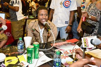 Lil Durk Released From Jail & Forced To Wear Ankle Monitor