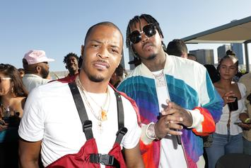 T.I.'s Melee With Floyd Mayweather's Entourage: Aftermath Captured On Video