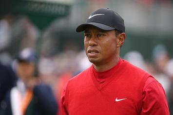 Tiger Woods Removed From Wrongful Death Lawsuit: Report