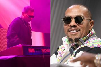 Timbaland & Scott Storch Cook Up Fire In Epic Studio Session