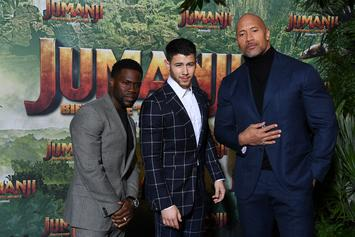 "Watch The First Trailer For ""Jumanji: The Next Level"""