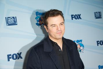"""Seth MacFarlane Assures """"Family Guy"""" Fans That A Movie Is Still On The Way"""