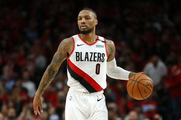 Damian Lillard Refutes Claim Blazers Gave Enes Kanter 6 Minutes To Sign