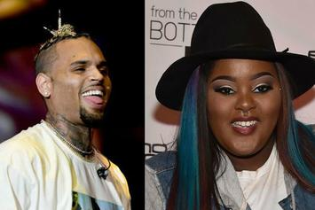 """""""LHHA"""" Star Says Chris Brown Doesn't Want To Be Around Dark-Skinned Women"""