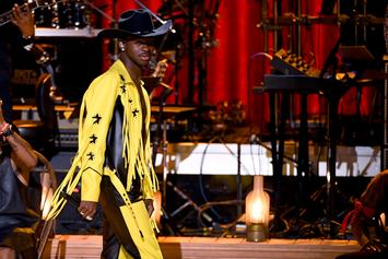 Lil Nas X Used Album Cover To Hint At Sexuality: Report