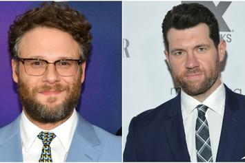 """The Lion King"" Featurette Sees Seth Rogen & Billy Eichner Sing ""Hakuna Matata"""