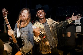 """Lil Nas X & Billy Ray Cyrus' """"Old Town Road"""" Goes Diamond"""