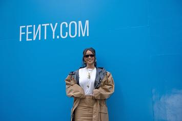 Rihanna's Fenty Sued Over Lack Of Access For Visually-Impaired Customers: Report