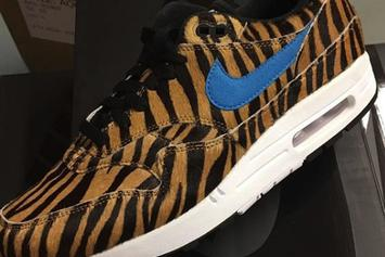 "Atmos X Nike Air Max 1 ""Animal Pack 3.0"" Coming Soon: Best Look Yet"
