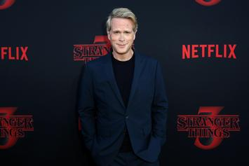 """Stranger Things"" Newcomer Cary Elwes Says Character Is Not Based On Trump"
