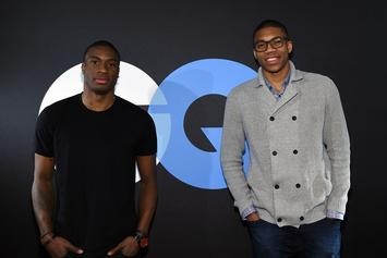 Giannis Antetokounmpo's Brother Thanasis Signs 2-Year Deal With Bucks