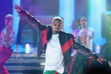 "Chris Brown's ""Indigo"" Scores Dominant First Week Numbers"