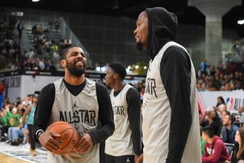 Kevin Durant's Nets Signing Wasn't All Because Of Kyrie Irving: Report