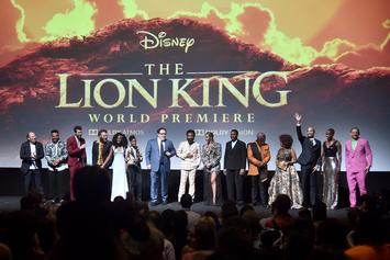 """Disney's Remake Of """"The Lion King"""" Pulls In Strong Reactions From World Premiere"""