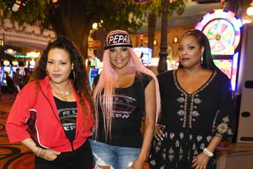 "Salt-N-Pepa Claim DJ Spinderella Is Just Suing Because She ""Feels Left Out"""