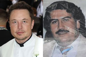 "Pablo Escobar's Brother's Considering Suing Elon Musk For ""Stealing"" Flamethrower Idea"
