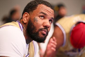 The Game Wants LeBron James' Lakers To Wear Nipsey Hussle Alternate Jerseys