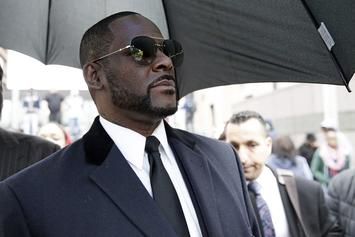 R. Kelly's Alleged Sex Slaves Plan On Showing Him Support During Court Hearing