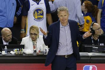 Steve Kerr Says Shaq Has To Kiss His Feet After Old Comments Surface