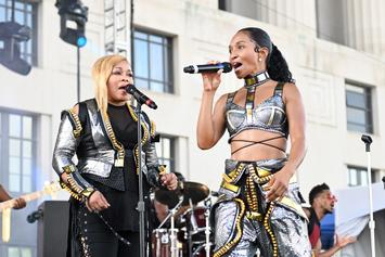 TLC Cancel Two Tour Stops After Chilli Loses Her Voice