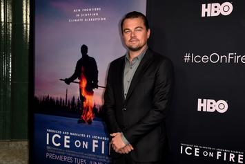 "Leonardo DiCaprio Still Has No Comment On The ""Titanic"" Door Theory"