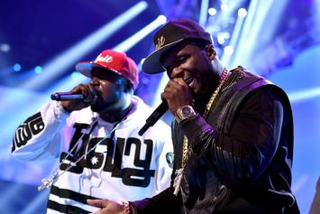 50 Cent Roasts Young Buck With FaceApp Old Age Challenge Amid G-Unit Feud