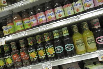 Texas Teen Accused Of Spitting In Arizona Tea Bottle & Putting It Back On The Shelf