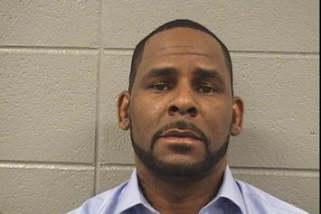R. Kelly Says He's Happy In Solitary Confinement, Fears What Inmates Might Do To Him