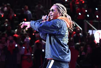 Future's Bodyguard Gets Knocked Out Cold: Watch
