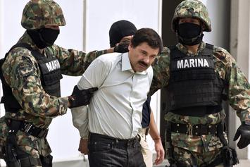El Chapo's Lawyers Appeals Life Sentence For Running Drug Cartel