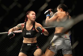 Cris Cyborg Throws Jabs At Dana White For Amanda Nunes Remarks