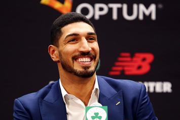 Enes Kanter Forced To Cancel Basketball Camp After Threats From Turkey