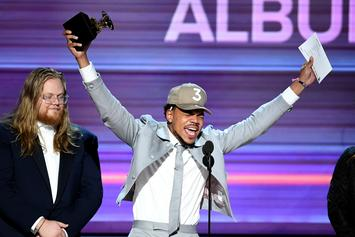 "Chance The Rapper's ""The Big Day"" Sales Projections Are Looking Strong"