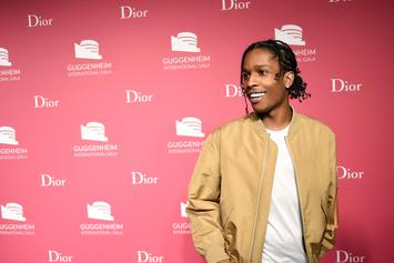 A$AP Rocky's Bodyguard Chokes Out Alleged Victim In New Video