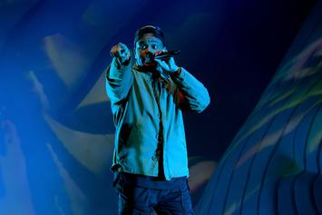 """The Weeknd Sends Fans In A Tizzy With Possible """"Chapter VI"""" Tease"""