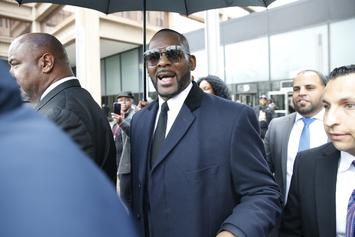 R. Kelly Promises To Stay Away From Minors, Rock A GPS Device If Released