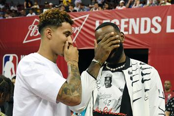 Kyle Kuzma Reveals LeBron James Is More Motivated Than Ever Before