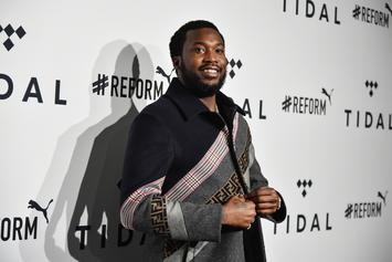 Meek Mill Supports Trump Helping A$AP Rocky & Shares Story Of Being Followed