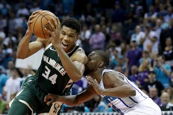 "Giannis Antetokounmpo Would Trade His ""MVP Award"" For A FIBA Gold Medal"