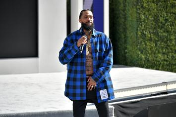 """Nipsey Hussle's Business Partner Claims L.A. Tried To Evict """"The Marathon"""" Store"""