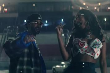 "Big Sean & Kash Doll Bring Their Detroit Swag To ""Ready Set"" Video"