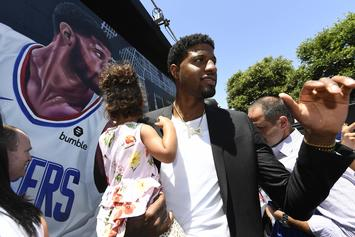 Paul George Could Miss The Start Of The Clippers Season: Report