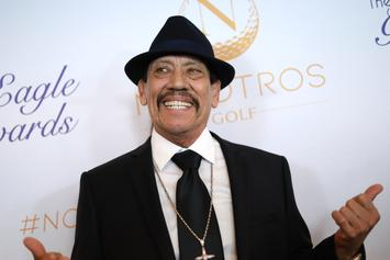 Danny Trejo Helps Save Baby Trapped In Overturned Vehicle Following Car Crash