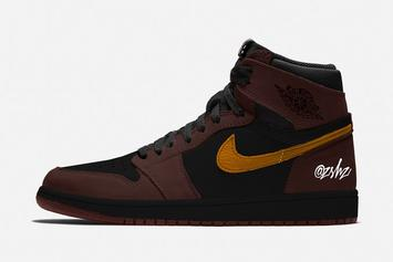 "Air Jordan 1 High OG ""Baroque Brown"" Set For Summer 2020: First Look"