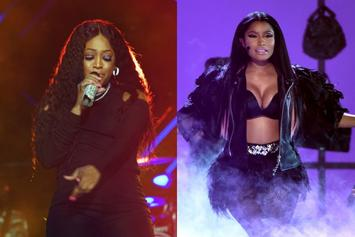"Trina's A&R Accuses Nicki Minaj Of ""Deception & Manipulation"""