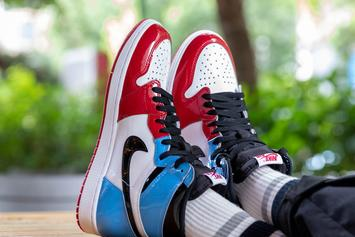 """Air Jordan 1 """"Fearless"""" To Debut This Holiday Season: Video Preview"""