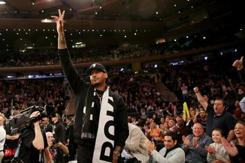 Carmelo Anthony Nets Workouts Will Reportedly Not Lead To Contract