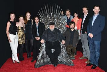 """George R.R. Martin Claims """"Game Of Thrones"""" Finale Was """"Freeing"""""""