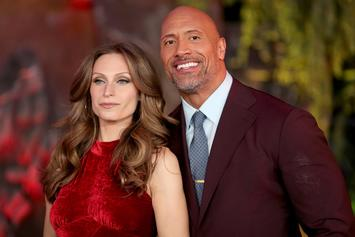 "Dwayne ""The Rock"" Johnson Marries Longtime Girlfriend Lauren Hashian"
